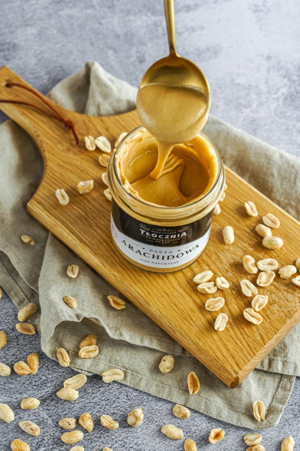 masło z orzechów arachidowych
