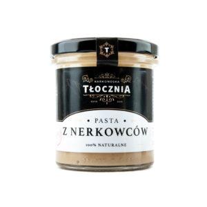 masło z orzechów nerkowca, pasta z nerkowców