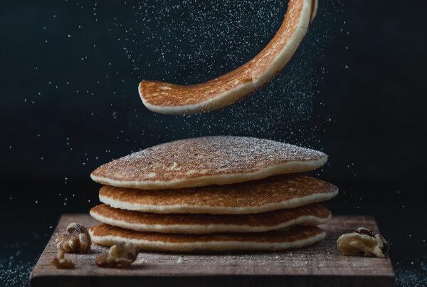 Pancakes zdrowe